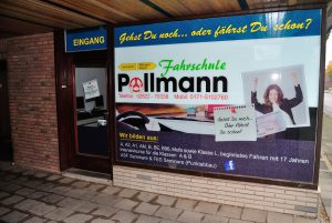 Fahrschule Pollmann in Rees Millingen im Kreis Kleve