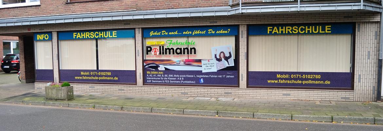 Fahrschule in Rees Millingen-Fahrschule Pollmann