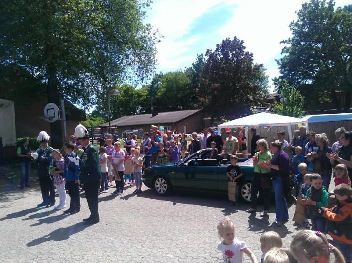 Fahrschule Pollmann - Kinderschuetzenfest Praest