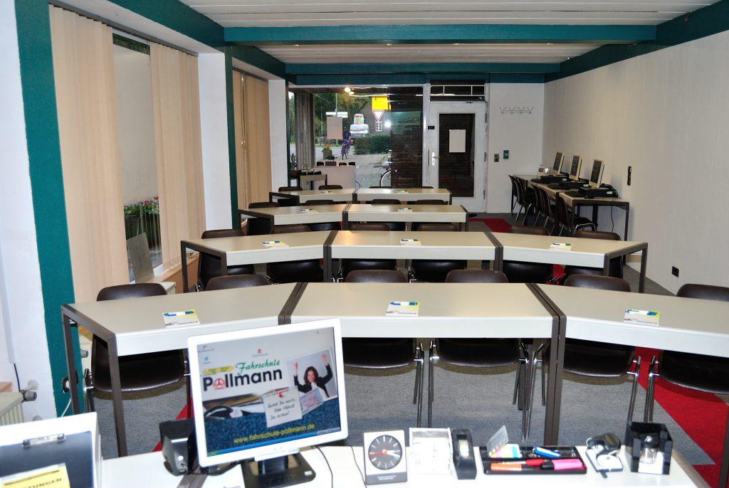 Fahrschule in Rees Millingen neue Räume