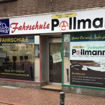 INFO für die Fahrschule in Emmerich!!