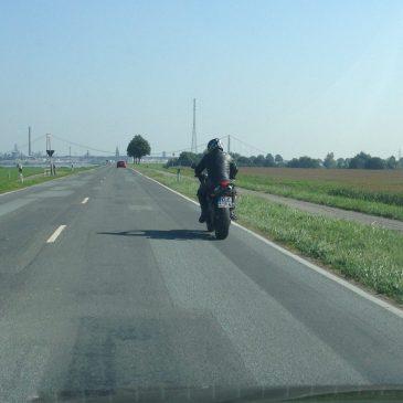 Motorrad A-Zusatz Unterricht im März 2020